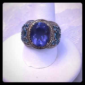 Jewelry - WOW! Natural rare Color changing alexandrite ring